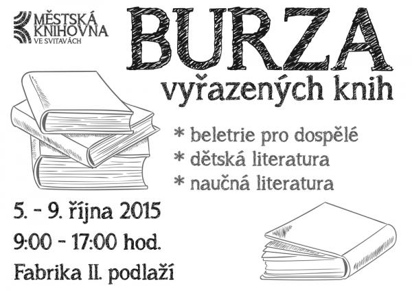 Burza knih 2015