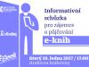 Informativní schůzka k půjčování e-knih