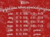 Vánoční výpůjční doba