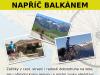 Na mámině kole napříč Balkánem