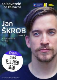 Spisovatelé do knihoven – Jan Škrob