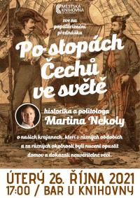 Po stopách Čechů ve světě