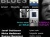Stověžaté blues, výstava a rýmy ve Fabrice